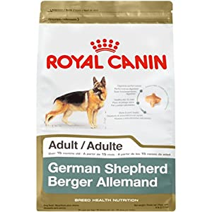 Royal Canin German Shepherd Dry Dog Food, 6-Pound Bag