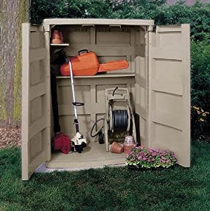 Suncast Vertical Tool Shed from Suncast Corporation
