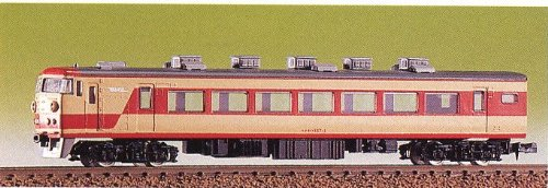 Nゲージ 437-1 国鉄157系増結用ユニット 2輌セット (未塗装車体キット)