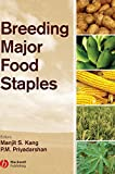 img - for Breeding Major Food Staples book / textbook / text book
