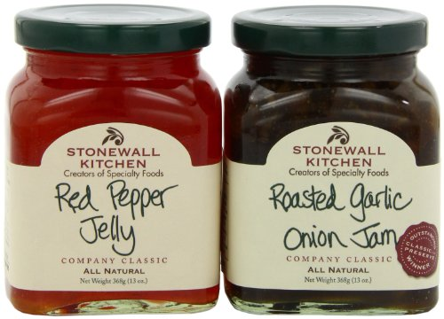 Stonewall Kitchen Savory Preserves Two Pack Gift