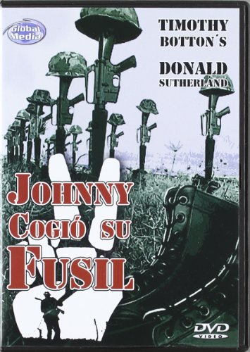 Johnny Got His Gun (Johnny Cogio Su Fusil) - Audio: Spanish - All Regions - Spain Import