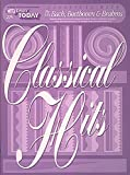Classical Hits - Bach, Beethoven & Brahms: E-Z Play Today Volume 275