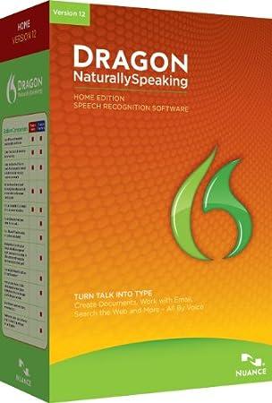Dragon NaturallySpeaking Home 12.0 (PC)