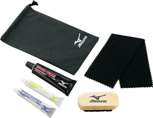 MIZUNO (YM) care set black 12ZA87009