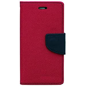 D'Clair Premium combo of Merucry Flip cover and 32GB Pendrive for Samsung Gal...