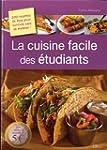 CUISINE FACILE DES �TUDIANTS (LA)