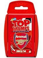 Top Trumps - Arsenal FC 2013/ 2014
