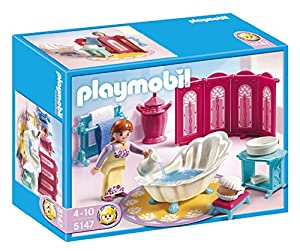 Playmobil Royal Bath Chamber Toys Games