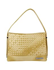 Lino Perros Women's Handbag (Yellow) - B00U18IGUM