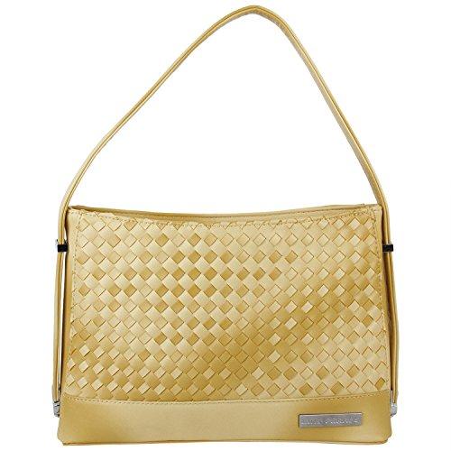 Lino Perros Women's Handbag (Yellow) - B00U18IGUM