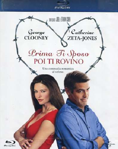 Prima ti sposo, poi ti rovino [Blu-ray] [IT Import]