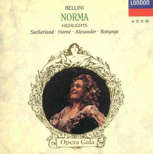 Bellini: Norma (highlights) : CLA 677
