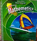 California Mathematics Teacher Edition Grade 7 (Concepts, Skills, and Problem Solving, Volume 2) (0078792665) by Day