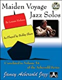 img - for Maiden Voyage Trumpet Solos - as played by Bobby Shew (Book & CD Set) book / textbook / text book