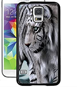 ColourCraft Tiger Design Back Case Cover for SAMSUNG GALAXY S5 NEO