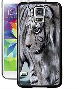 ColourCraft Tiger Design Back Case Cover for SAMSUNG GALAXY S5