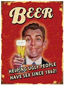 Opinion Beer helping ugly people have sex remarkable, rather