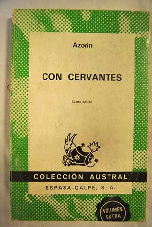 Con Cervantes