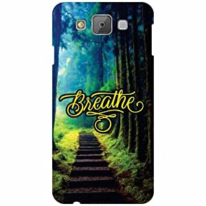 Samsung Galaxy E7 Back cover (Printland)