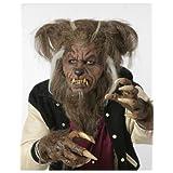 Hombre Lobo Halloween Mask