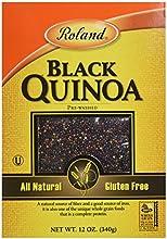 Roland Black Quinoa Prewashed 12 Ounce Box