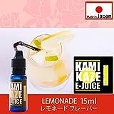 KAMIKAZE E-JUICE カミカゼ レモネードフレーバー LEMONADE 電子タバコ 日本製国産 リキッド 15ml 1本