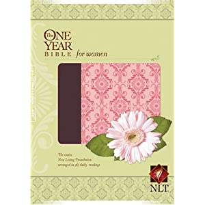 The One Year Bible for Women NLT, TuTone Tyndale