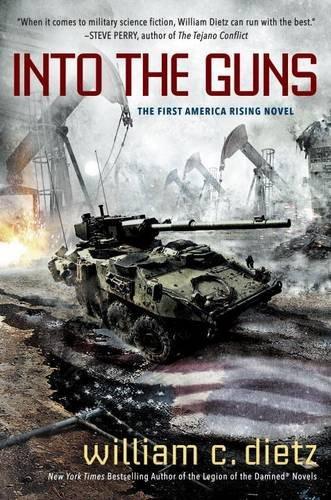 Into the Guns (America Rising) (America Gun Book compare prices)