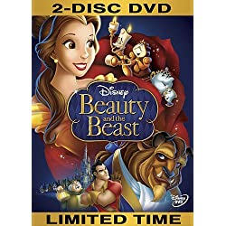 [Best price] Games - Disney Beauty and the Beast 2-Disc DVD - toys-games