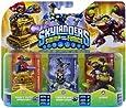 Skylanders Swap Force - Triple Character Pack - Scorp, Chop Chop, Sprocket (Xbox 360/PS3/Nintendo Wii U/Wii/3DS)