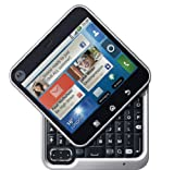 Motorola Flipout Unlocked GSM Quad-Band Android Phone with Bluetooth, Camera, QWERTY Keyboard and Wi-Fi – Unlocked Phone – US Warranty – Black