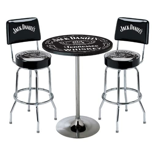 Jack Daniels Pub Set High Back Chairs amp Table : 51oRwsqVxeLSL500AA500 from www.popscreen.com size 500 x 500 jpeg 36kB