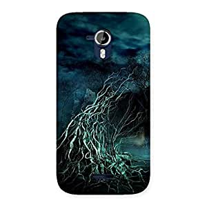 Gorgeous Horror Tree Multicolor Back Case Cover for Micromax Canvas Magnus A117