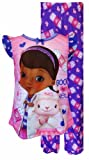 Doc McStuffins Girls' 2 Piece PJ Set (Toddler/Kid) - Doc Mcstuffins
