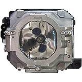 V7 ANC430LP Original Bulb Inside Replacement Lamp With Housing For SHARP Projectors XG-C335X, XG-C430X XG-C455W...