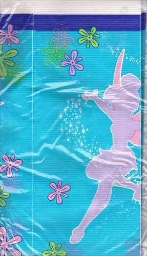 Tinker Bell 'Tink' Paper Table Cover (1ct) - 1