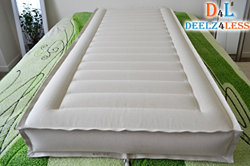 Select Comfort Sleep Number Half Eastern King Size Air Chamber 4 Dual Hose Bed Pump