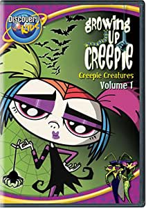 Growing Up Creepie: Creepie Creatures Vol. 1