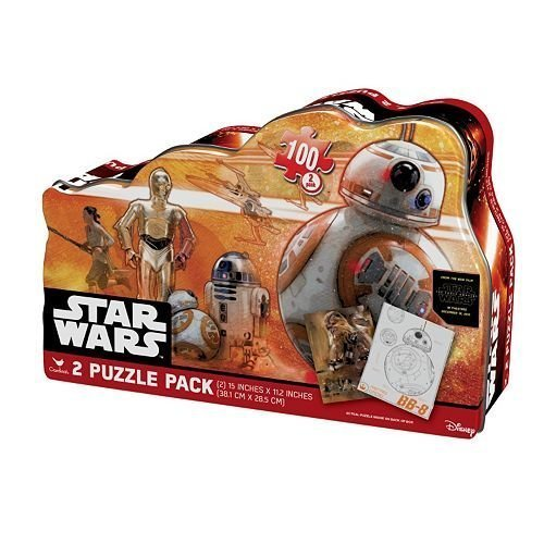 Star Wars: Episode VII The Force Awakens 2-pk. BB-8 Puzzle Tin