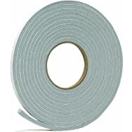 Thermwell Products Co. V444HDI PVC Closed Cell Vinyl Foam Weatherstrip Tape