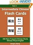 Intermediate Chinese Flash Cards: Boo...