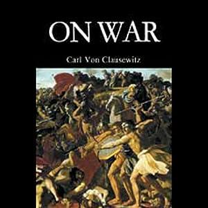 On War Hörbuch von Carl von Clausewitz Gesprochen von: Nadia May