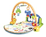 51oS9QSLo5L. SL160  Fisher Price Discover n Grow Kick and Play Piano Gym Reviews