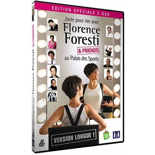 [MU] [DVDRiP] Florence Foresti and friends
