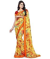 Pushkar Sarees Chiffon Saree (Pushkar Sarees_33_Multi-Coloured)