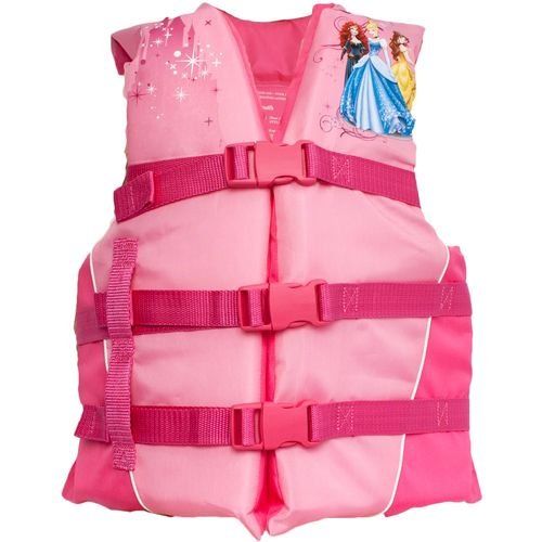 Disney Princess Child Life Jacket