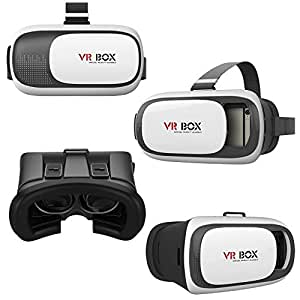 VR BOX 2.0 Imported Virtual Reality 3D Glasses Google Cardboard for Lenovo Vibe P1 Turbo (Not Included Remote Control)