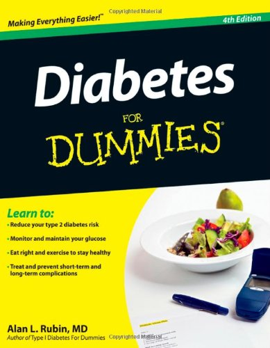 Diabetes For Dummies front-516373