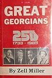 Great Georgians